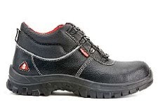 sepatu casual bellota safety model leather boot
