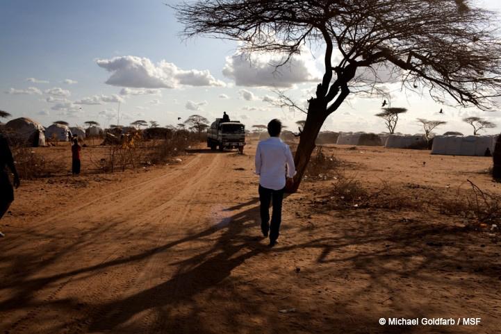 Dadaab © Michael Goldfarb / MSF