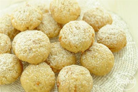 طريقة عمل كعك بجوز الهند