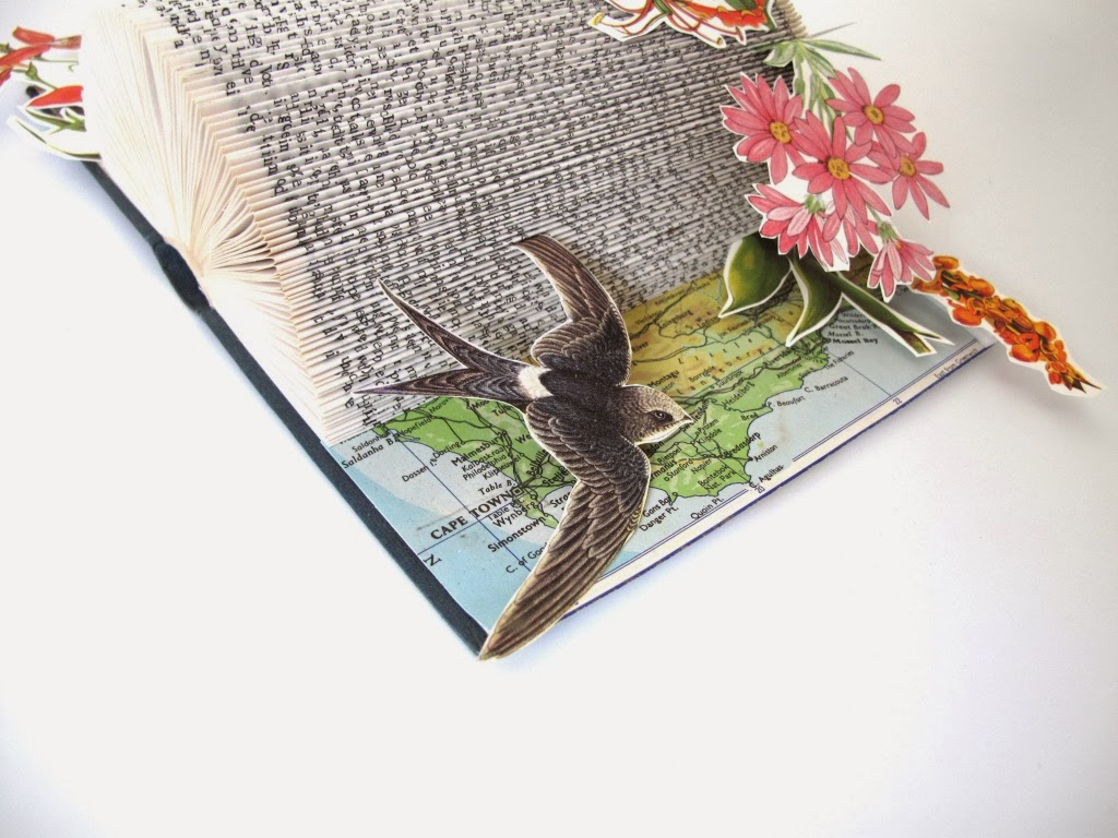 BookArt by Keri Muller  - simpleintrigue.com