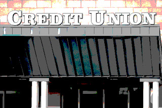 High loan-to-asset ratios result in Credit Union failures.