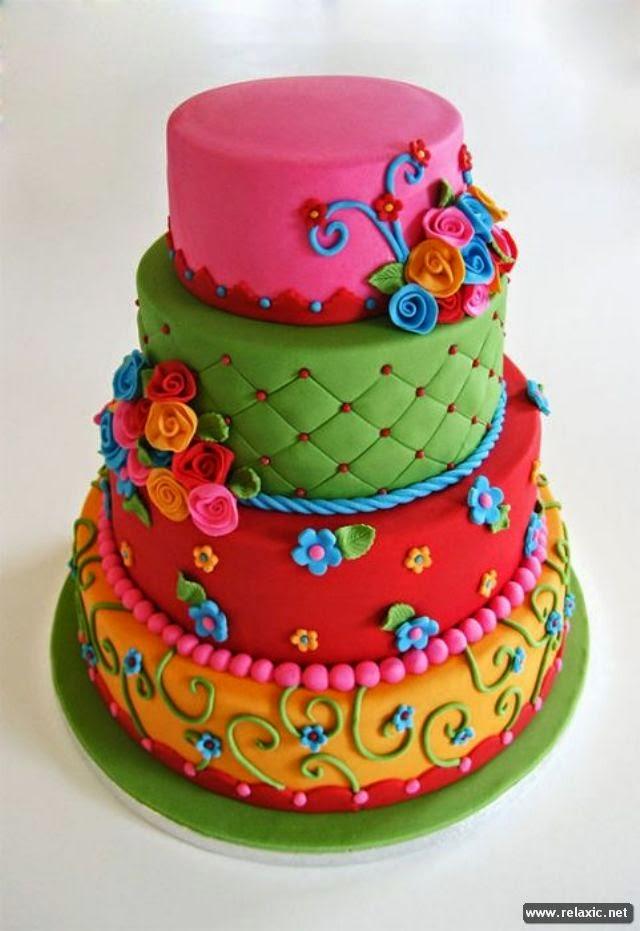 Дизайнерские торты фото