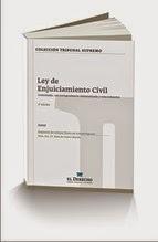 Ley de Enjuiciamiento Civl. Novedades Derecho Marzo, en Libreria Cilsa.