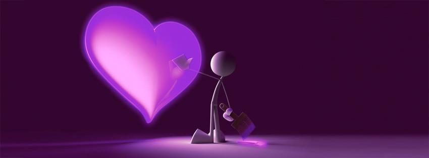 heart cover facebook