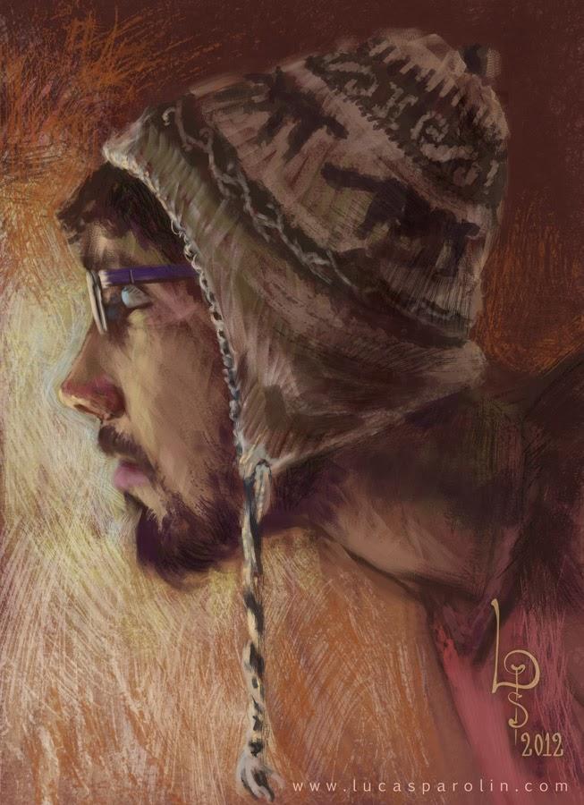 Lucas Parolin's art