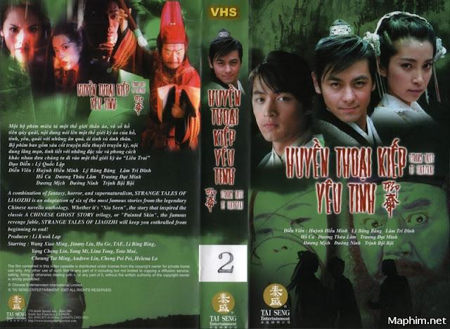 Huyền Thoại Kiếp Yêu Tinh (2007) - Strange Tales of Liao Zhai (2007)