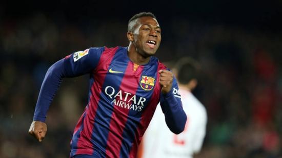 Adama Traoré, que estava no Barça B, vai jogar na Inglaterra