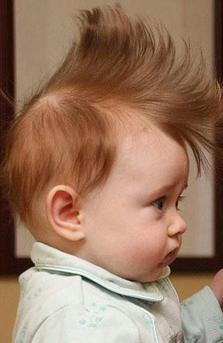 Model Rambut Anak Laki Dan Balita Terbaru Gaya Dan Model Rambut - Gaya rambut anak laki laki umur 1 tahun