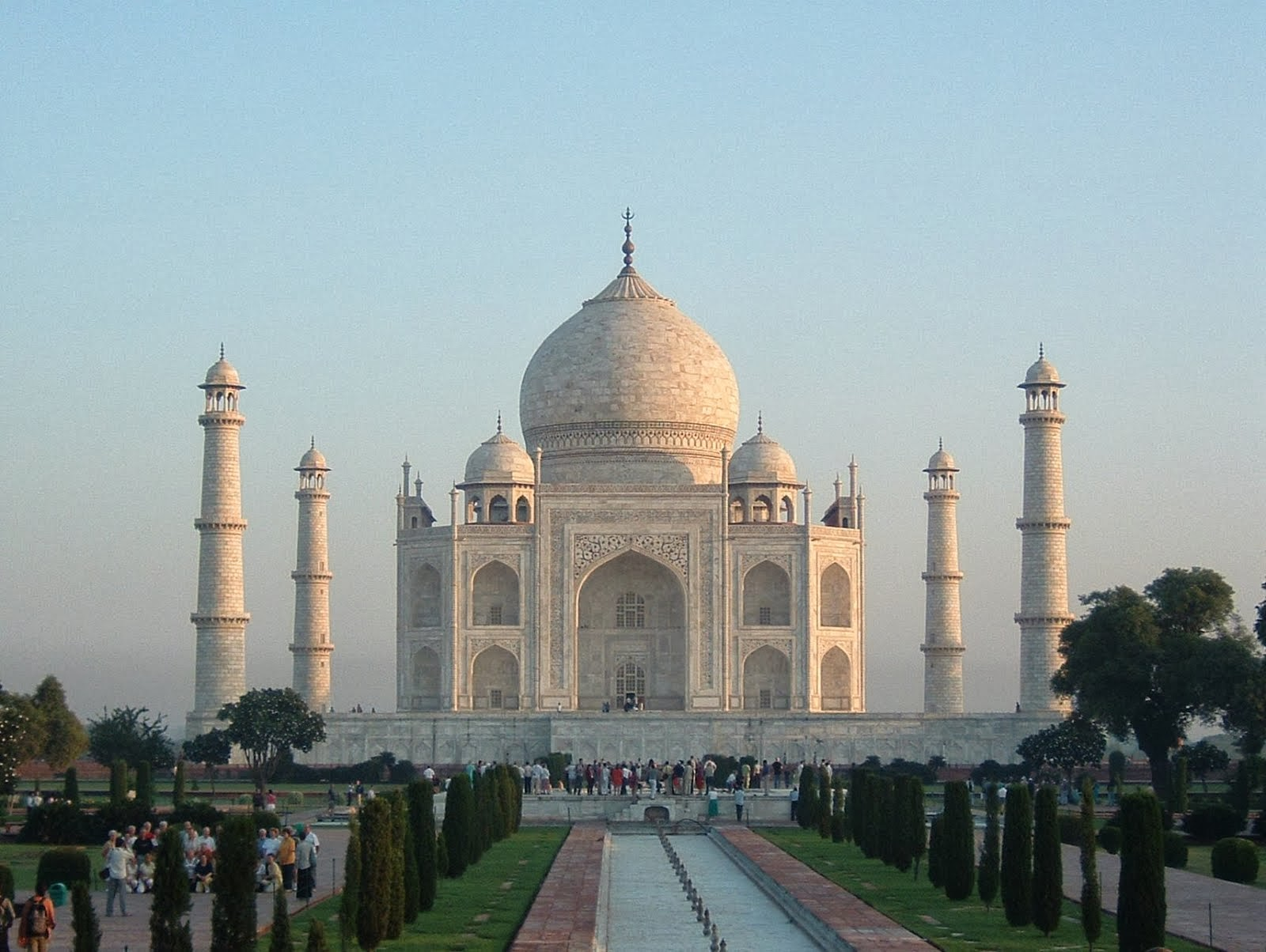 "The Taj Mahal: ""Enter Thou Among My Servants and Enter My Paradise"""