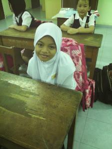 Haeynah sudah sekolah