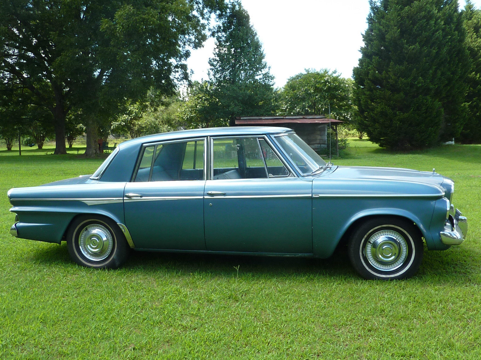 All American Classic Cars 1963 Studebaker Lark Custom 4