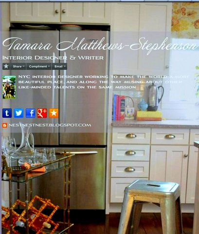 Tamara Stephenson interior design