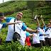 Wisata building team di Cimangun Indah Camp Bandung