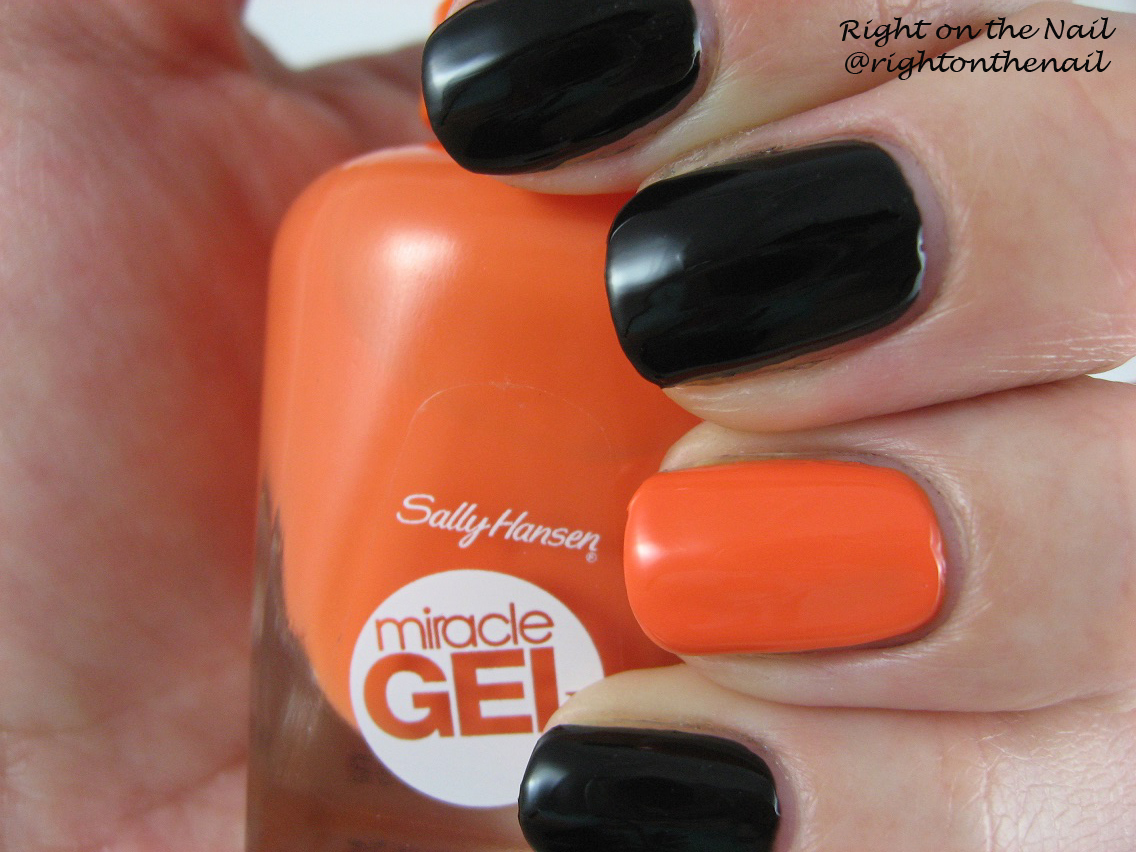 Right on the Nail: Right on the Nail ~ Sally Hansen Miracle Gel ...