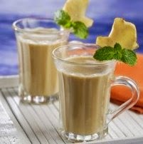 Resep Minuman Jahe Susu