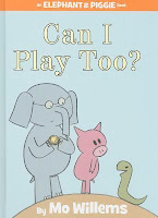 bookcover of  Can I Play Too? (Elephant and Piggie #12) by Mo Willems
