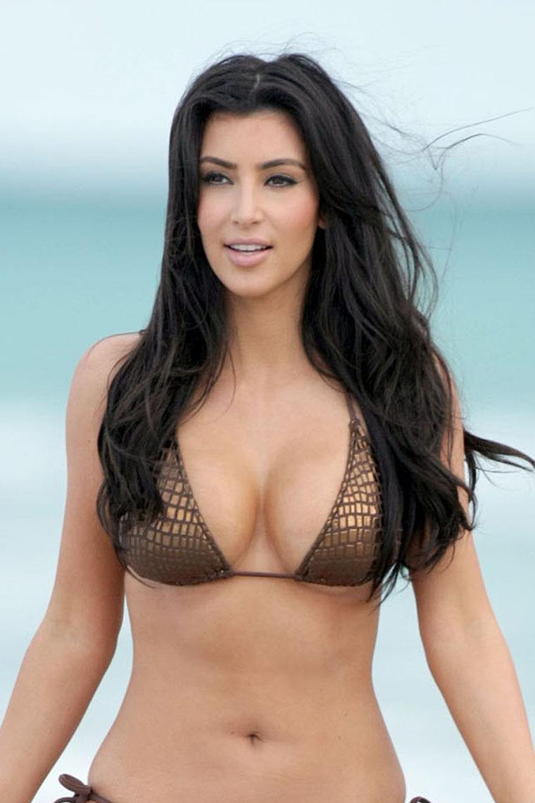 Kim Kardashian Body