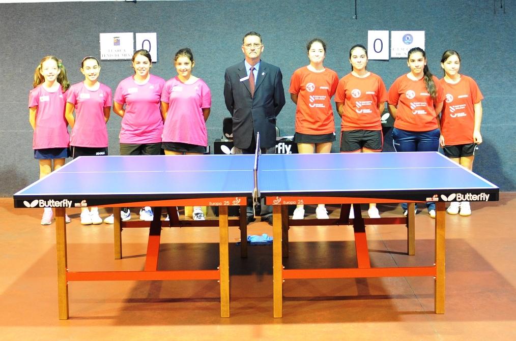 Federaci n de tenis de mesa del principado de asturias octubre 2015 - Aviles tenis de mesa ...