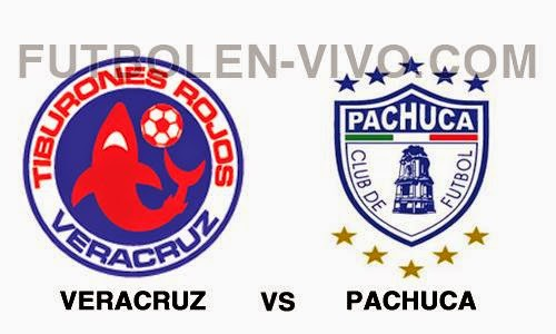 Veracruz vs Pachuca