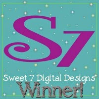 Sweet 7 Designs Challenge