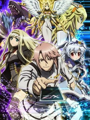 ZX IGNITION [12/12][90 Mb][Anime][Jap]