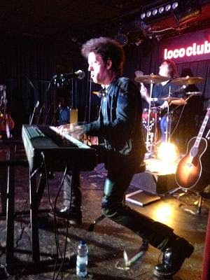 WILLIE NILE (Sala El Loco, 8-4-14)