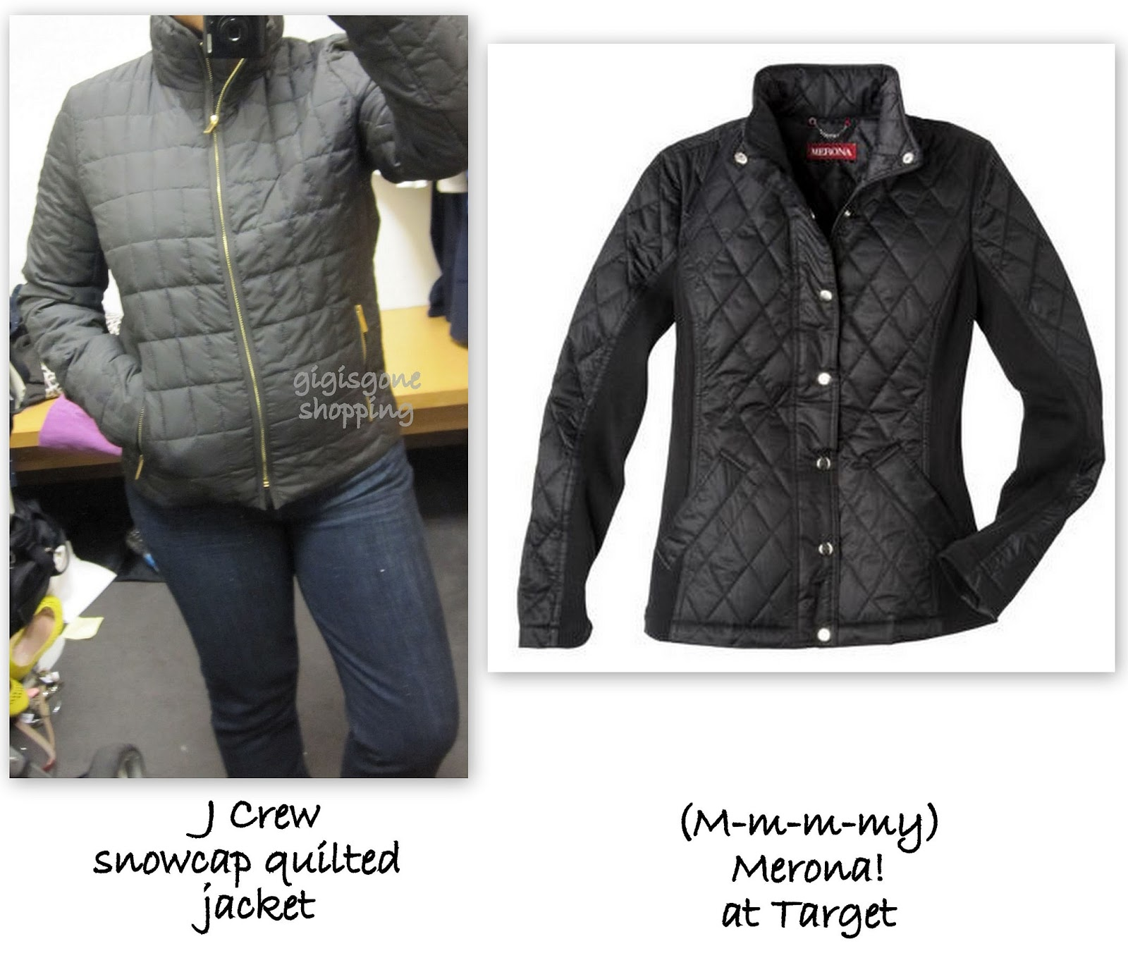 Leather jacket target - Merona Quilted Jacket 39 99 Size S I Think The Price Is Right For This And Should Give You Some Indication Of Warmth It S For A Mild Climate Or