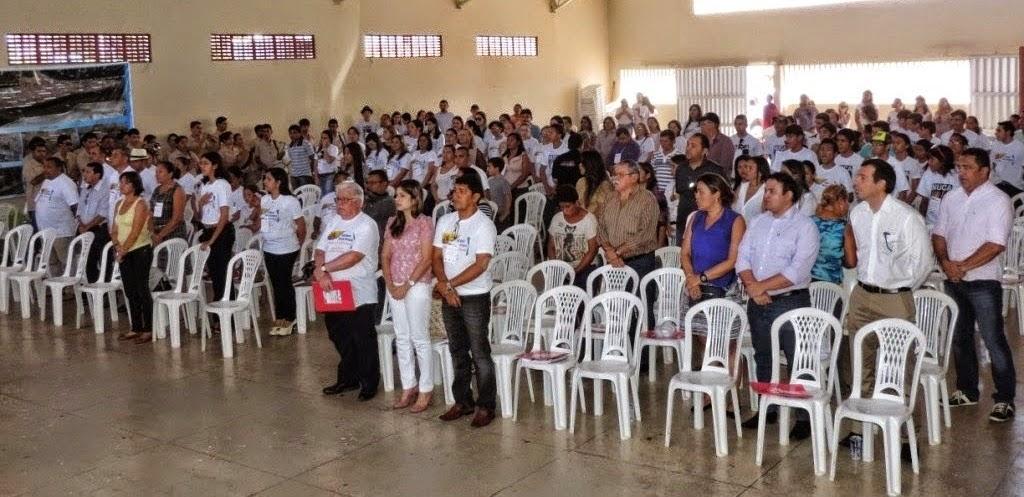 GUAMARÉ REALIZA O 1° FÓRUM COMUNITÁRIO DO SELO UNICEF COM GRANDE PARTICIPAÇÃO POPULAR