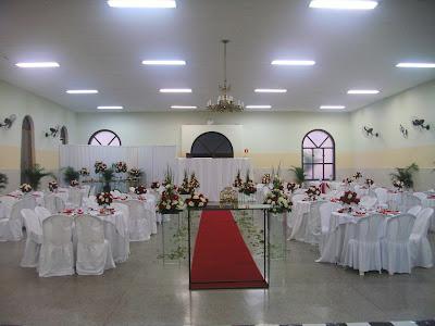 recepção de casamento