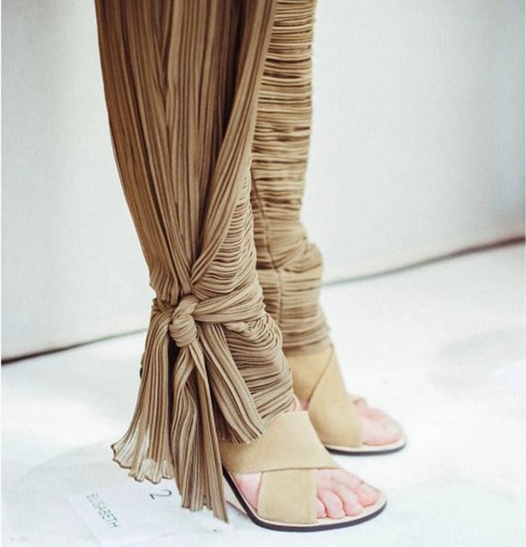 Chloe ss14 shoes