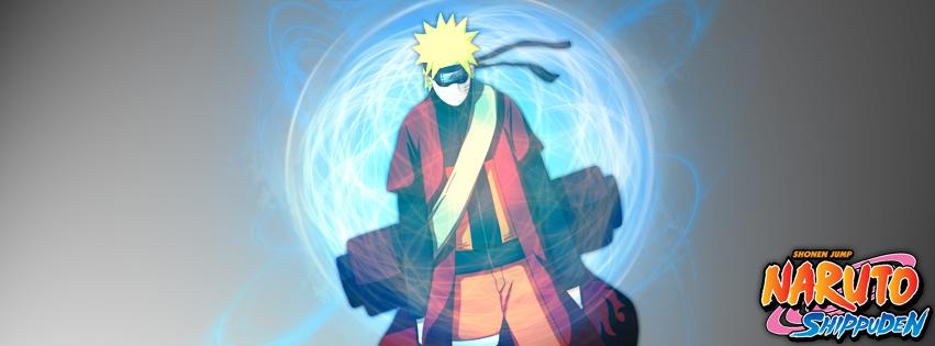 Bộ ảnh bìa facebook hoạt hình Naruto tuyệt đẹp dành cho các bạn