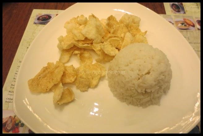 Sop Buntut Bogor Rice