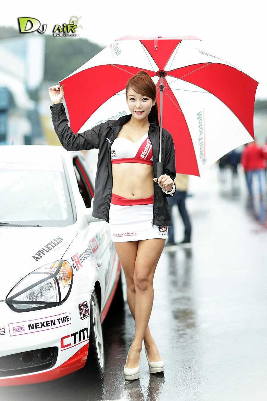 3 Lee Da Hee - Super race round 7 - very cute asian girl-girlcute4u.blogspot.com