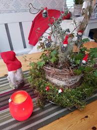 Cottage Christmas ....