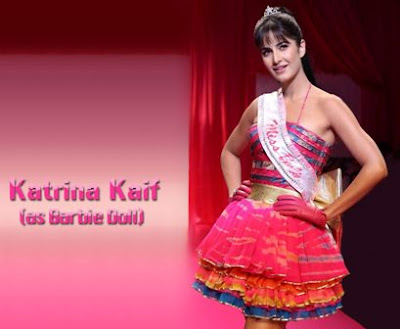 Katrina Kaif Barbie Doll Pictures