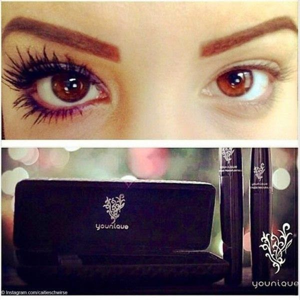 Younique VS Too Faced Fiber Mascara Review - Brokerages & Day ...