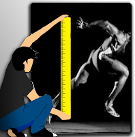 Increase and Gain Height through Sprinting