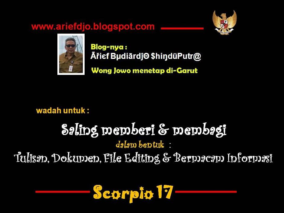 Arief Budiardjo Shinduputra