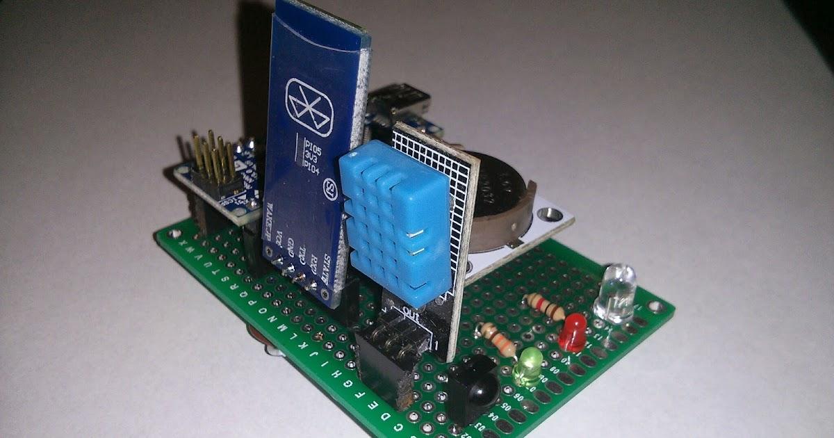 Arduino nano project board