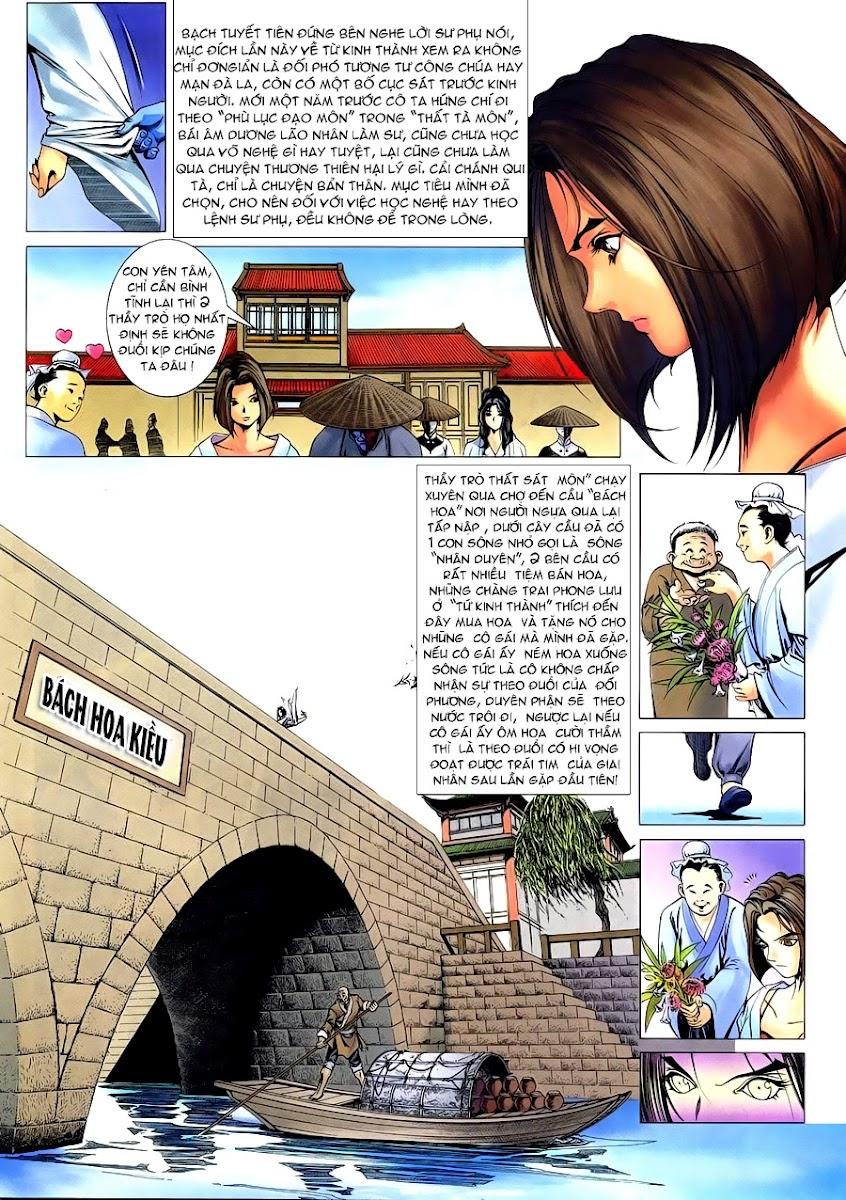 Lục Đạo Thiên Thư chap 4 - Trang 29