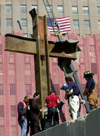9/11 Cross 10th Anniversary