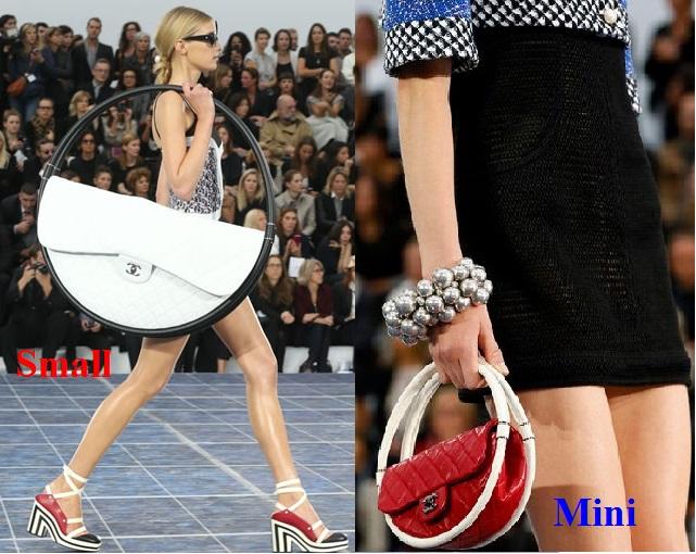 Top 5 Women's Handbags For Summer 2013: Chanel Hula Hoop Handbags