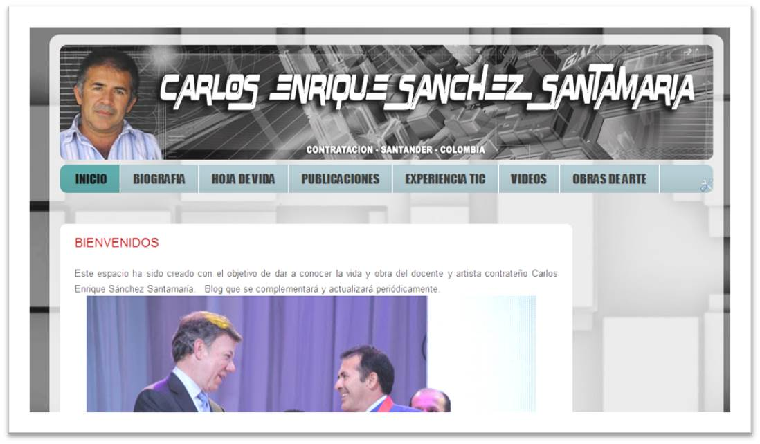 DOCENTE CARLOS E. SANCHEZ S.