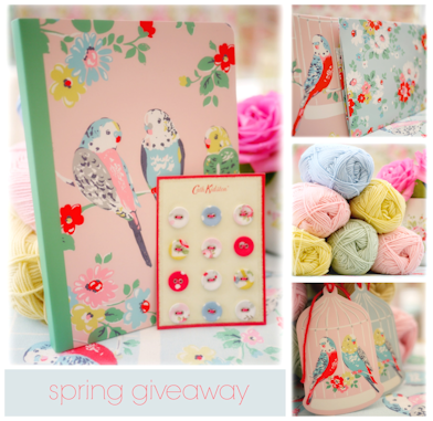 MARY JANES TEAROOM GIVEAWAY