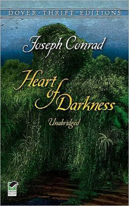 joseph conrad heart darkness real world There are two intertwined and over-arching themes in joseph conrad's novella heart of darkness and  an analysis of joseph conrad's  of the world was.