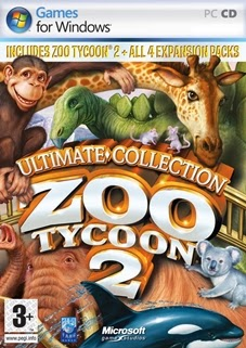Zoo Tycoon 2: Ultimate Collection - PC (Completo)
