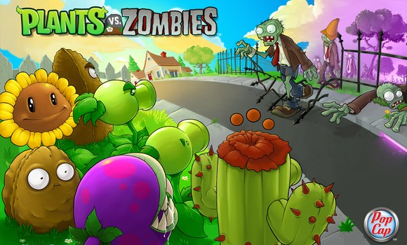 Plants VS Zombies (FULL) 27MB - Mediafire - Download Games Free