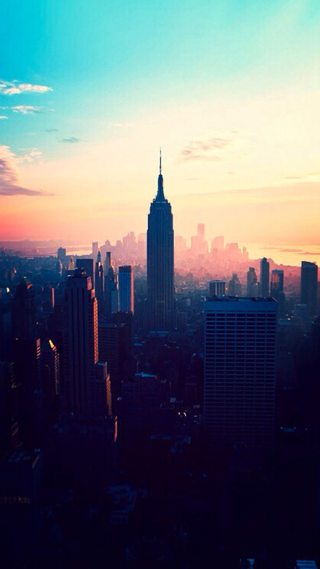 Amazing   Wallpaper Home Screen New York - colorful-new-york-city-sunrise-android-best-wallpaper  Gallery_236013.jpg
