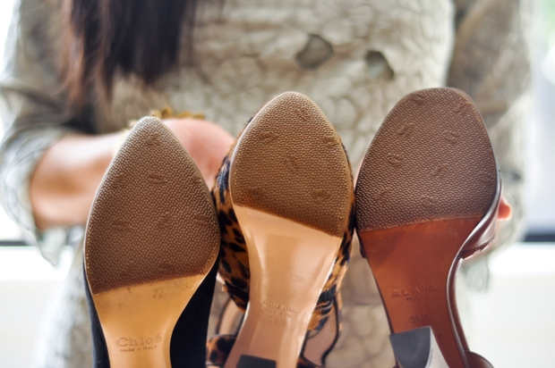 Taking Care of Shoes – 9to5chic
