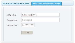 Cara Ketahui Nomor Induk Siswa Nasional di nisn.data.kemdiknas.go.id